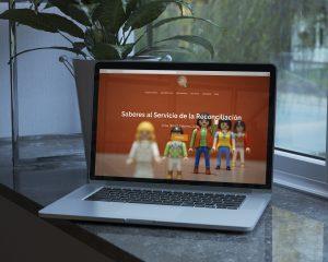 Diseño gráfico y web para dosmasunotres